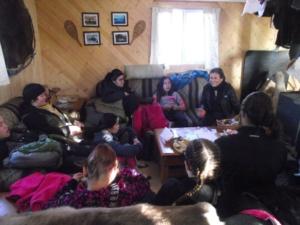 Gana River Girls Leadership Camp @ Gana River Outfitting Lodge