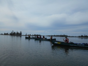Boys Leadership Canoe Trip @ Ingraham Trail Area