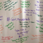 Positive messages for girls across Canada