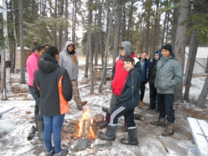 North Arm Advanced Leadership Canoe Trip @ North Arm of Great Slave Lake