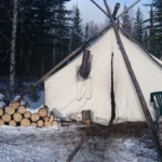 Fall Workshop Tent